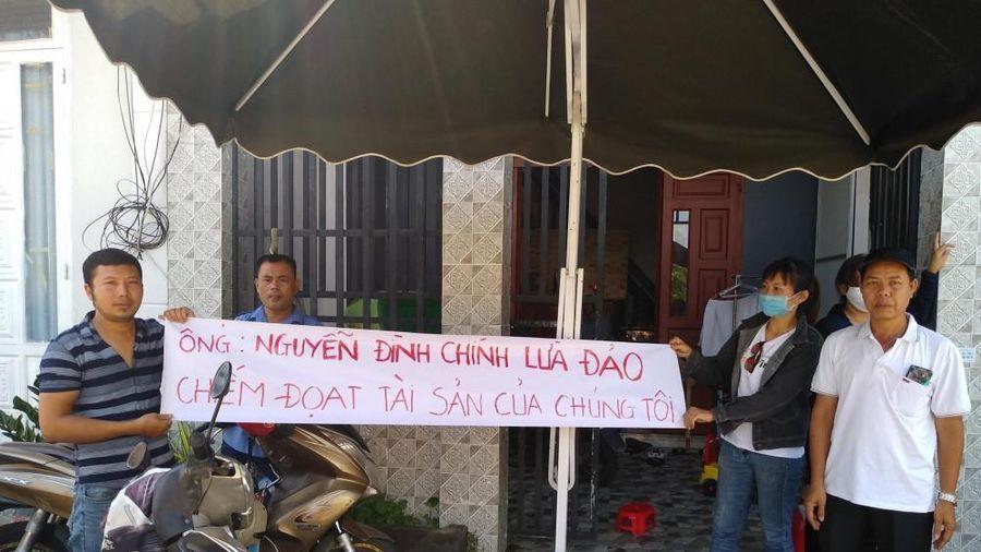 Công an tìm khách hàng mua 'dự án ma' KDC Tam Phước cung cấp thông tin điều tra