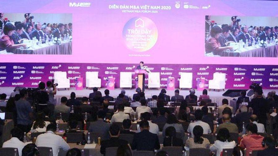 Mua bán – sáp nhập doanh nghiệp Việt Nam: Kỳ vọng khởi sắc trong năm 2021