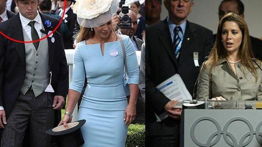 Gia thế hiển hách của vợ cũ Thủ tướng UAE - người chi 1,6 triệu USD để ngoại tình với vệ sĩ