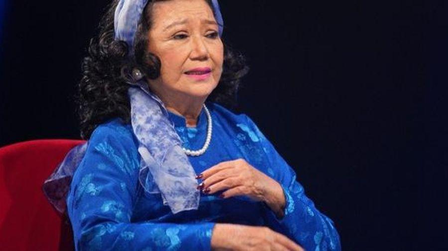 'Kỳ nữ' Kim Cương ngậm ngùi vì thất lạc con gái suốt 42 năm