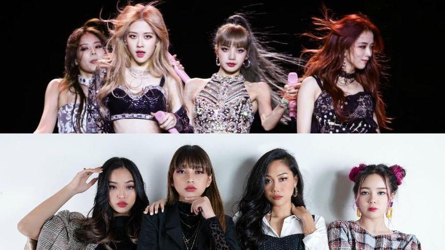 Girlgroup của Malaysia sao chép y hệt BLACKPINK: Bị chỉ trích nhưng nhất định phủ nhận?