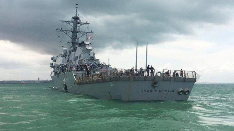 Mỹ lên tiếng sau khi bị Nga cáo buộc xâm phạm lãnh hải