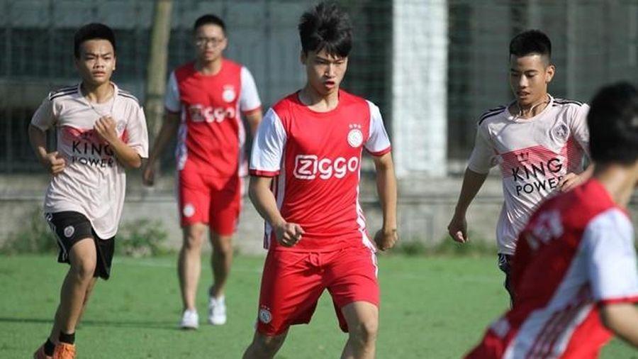 Thông báo: Tổ chức 'Giải bóng đá học sinh THPT Hà Nội - Báo An ninh Thủ đô lần thứ XX - 2020 Cúp NUMBER 1 ACTIVE'
