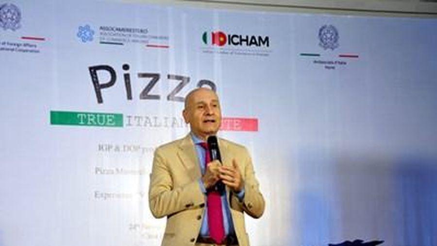 Giới thiệu pizza Naponi tại Hà Nội