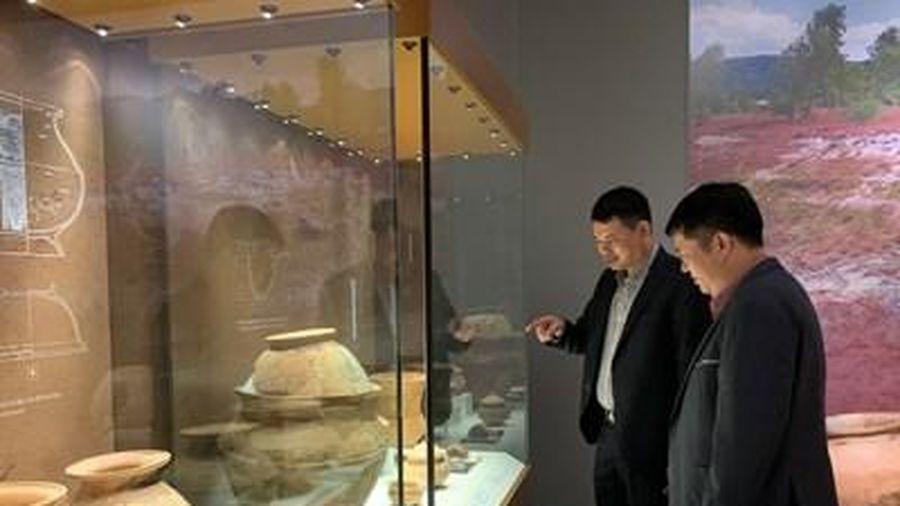 Khám phá thời sơ sử qua các hiện vật quý