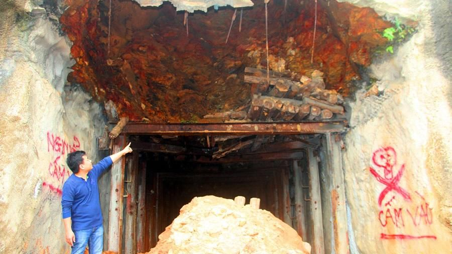 Đề nghị đẩy nhanh tiến độ đóng của mỏ vàng Bồng Miêu