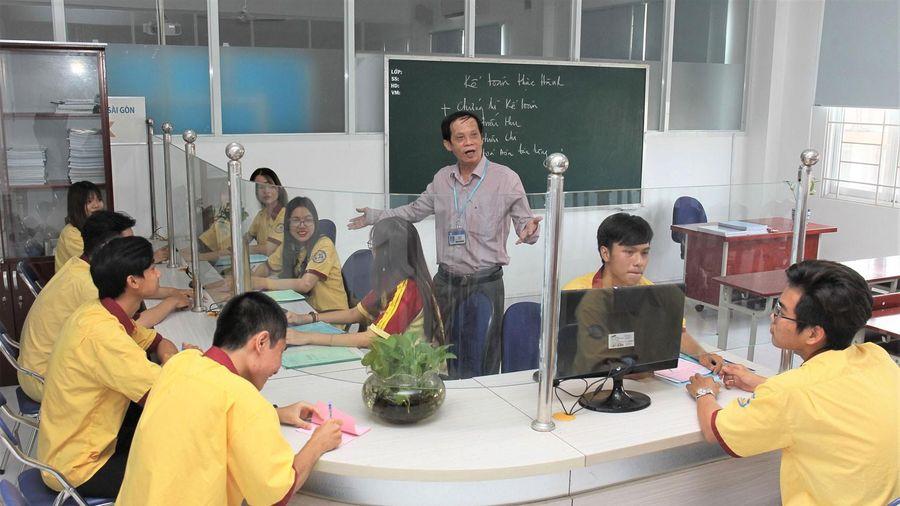 Tiếp sức học viên trường nghề khởi nghiệp