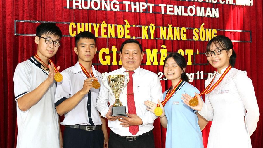 Giải thưởng Võ Trường Toản lần thứ 23 năm 2020: 'Thuyền trưởng' tận tâm