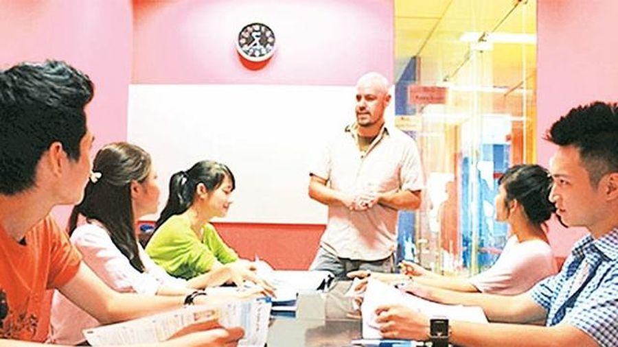 Kiểm định chất lượng giáo dục với trung tâm ngoại ngữ, tin học