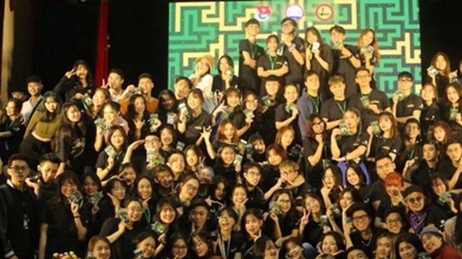 Nhật ký 20 khép lại với dấu ấn khó quên của sinh viên trường Báo!