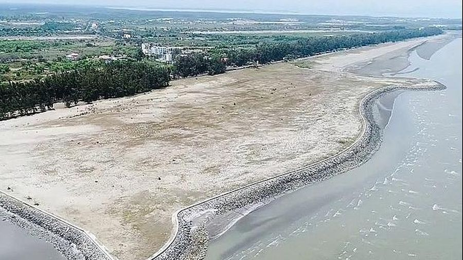 Đề xuất xây dựng Nghị định về lấn biển
