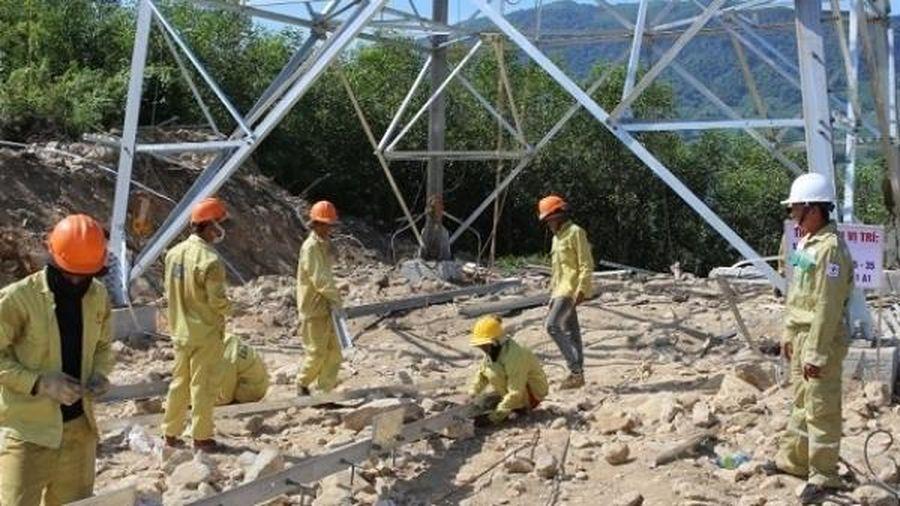 Thúc đẩy nhanh tiến độ Dự án đường dây 500 kV mạch 3 Dốc Sỏi - Pleiku 2