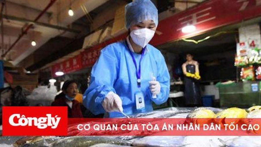 Việt Nam lấy mẫu xét nghiệm SARS-CoV-2 với thực phẩm nhập khẩu