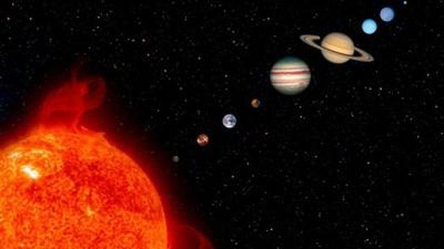 Sao Mộc và Sao Thổ 'xếp chồng' lên nhau và rực sáng, cảnh tượng hiếm hoi kể từ thời Trung cổ