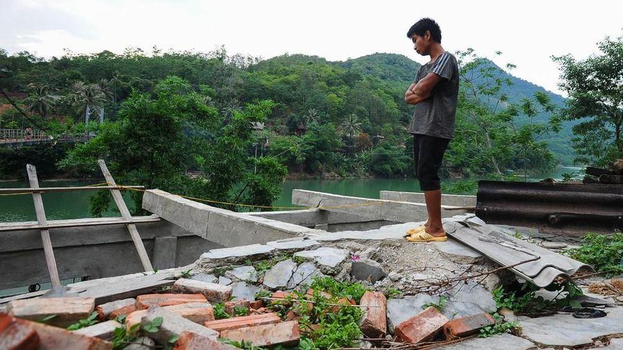 3 năm sau khi thủy điện xả lũ, người dân Tương Dương bị mất nhà vẫn mòn mỏi chờ tái định cư
