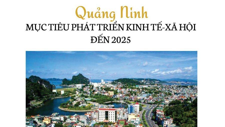 Mục tiêu phát triển KT-XH của Quảng Ninh đến năm 2025