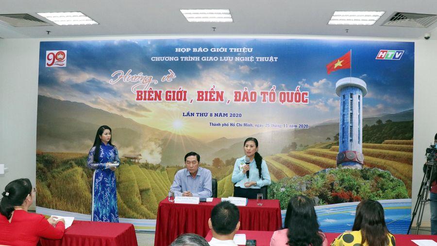 Thành phố Hồ Chí Minh hướng về biên giới, biển, đảo của Tổ quốc