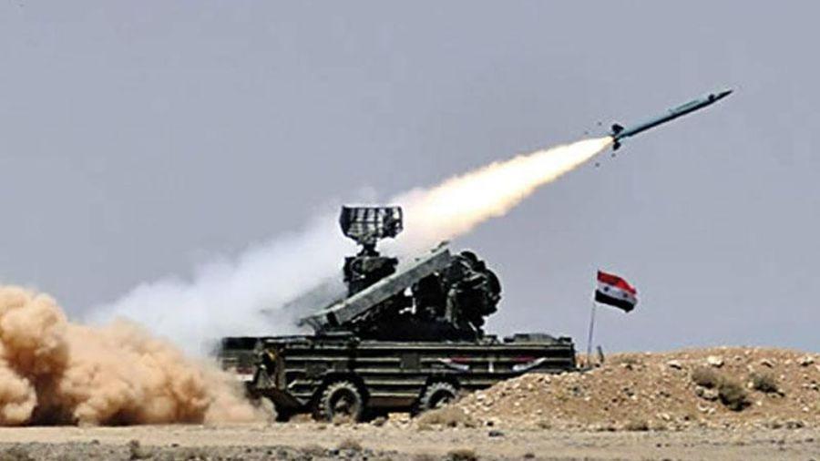 Quân đội Syria bắn hạ UAV Thổ Nhĩ Kỳ