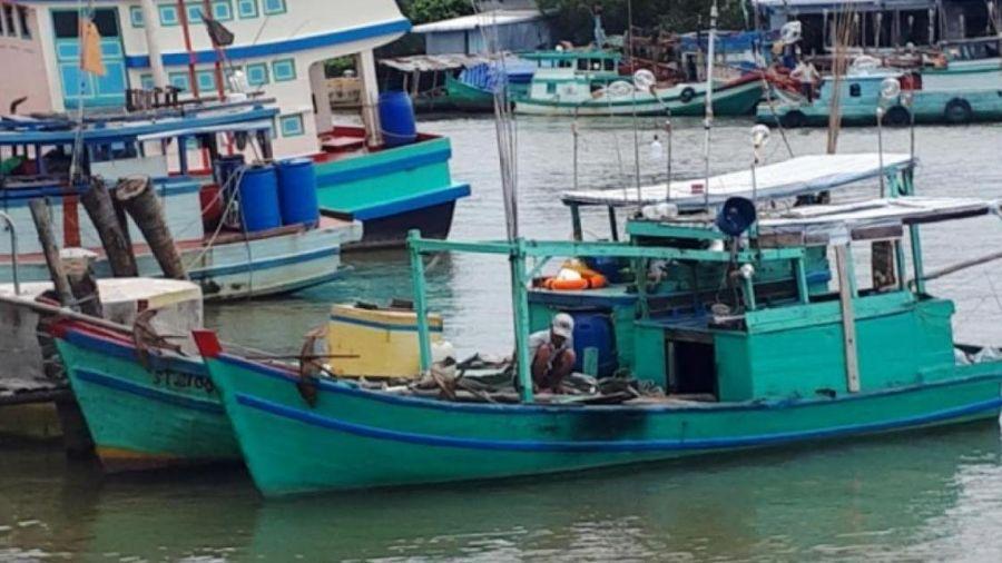 Một chủ tàu cá bị phạt 400 triệu vì ngắt thiết bị giám sát hành trình