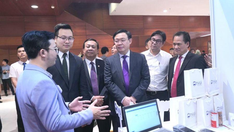 Bí thư Thành ủy Vương Đình Huệ: Tinh thần startup là động lực cho phát triển