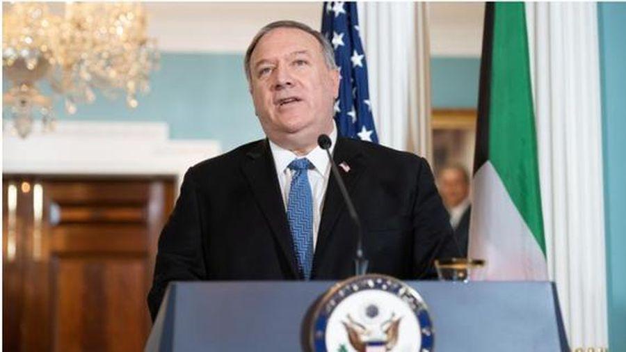 Ngoại trưởng Mỹ: Chúng tôi đã bắt đầu xem xét quá trình chuyển tiếp của Bộ Ngoại giao