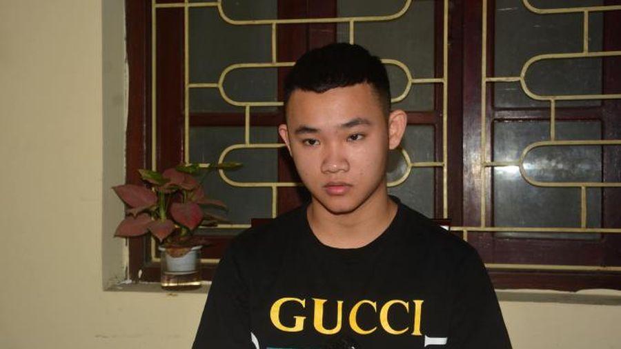 Tuyên Quang: Khởi tố kẻ thuê phòng nghỉ rồi dùng hung khí cướp tài sản