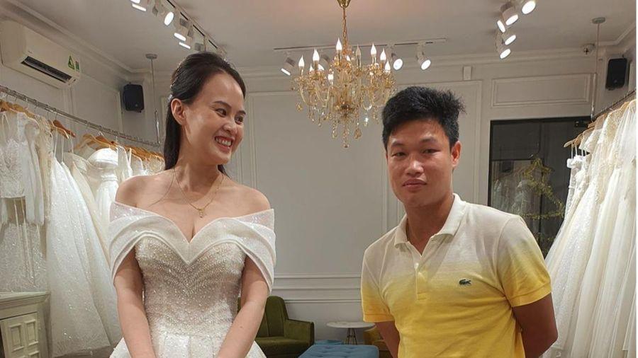 Tiếp bước Công Phượng, Trần Hữu Đông Triều tất bật chuẩn bị cho đám cưới
