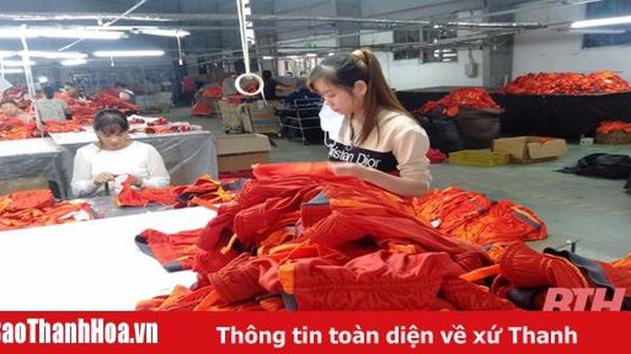 Huyện Nông Cống đẩy mạnh phát triển kinh tế