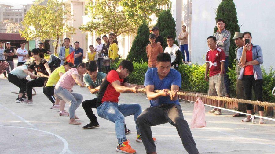 Lai Châu: Ngày hội Văn hóa - Thể thao các dân tộc ở Nậm Nhùn