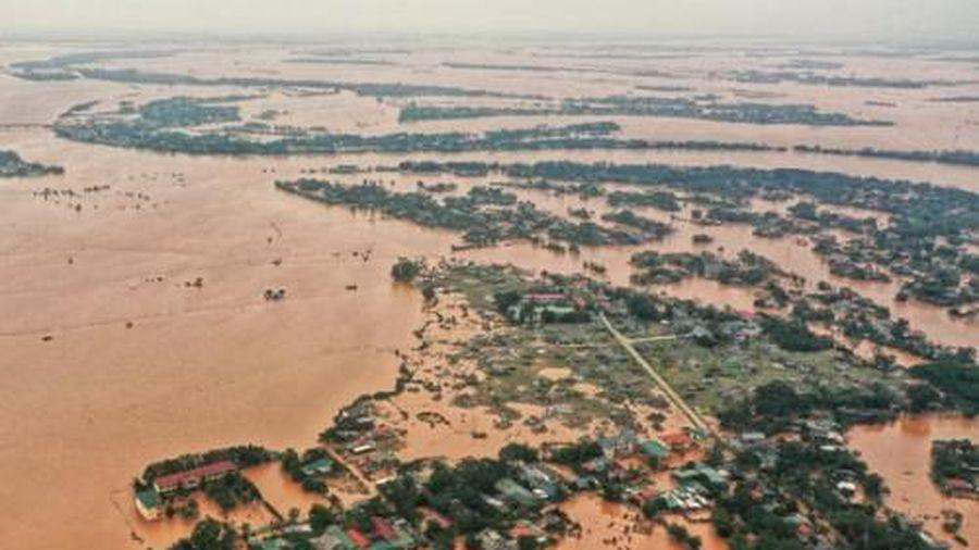Hỗ trợ 670 tỷ đồng cho 9 địa phương khắc phục hậu quả bão lũ