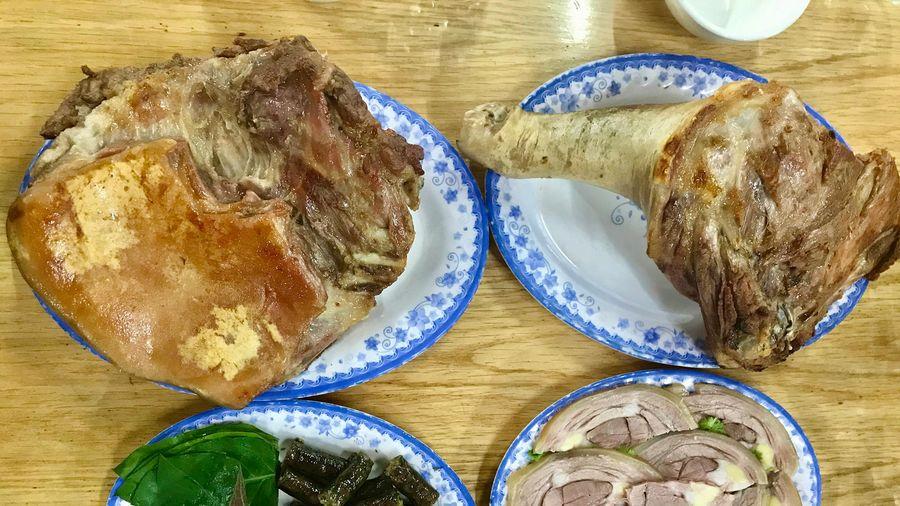 Kỳ 15: Món ngon từ dê núi Ninh Bình