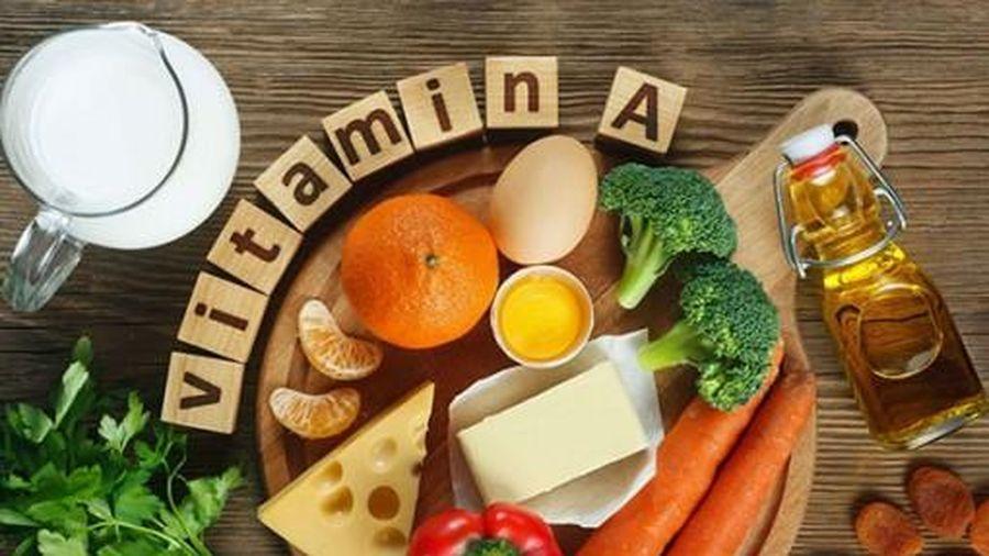 Thời tiết lạnh làm tăng lượng vitamin A và đốt mỡ thừa nhanh hơn
