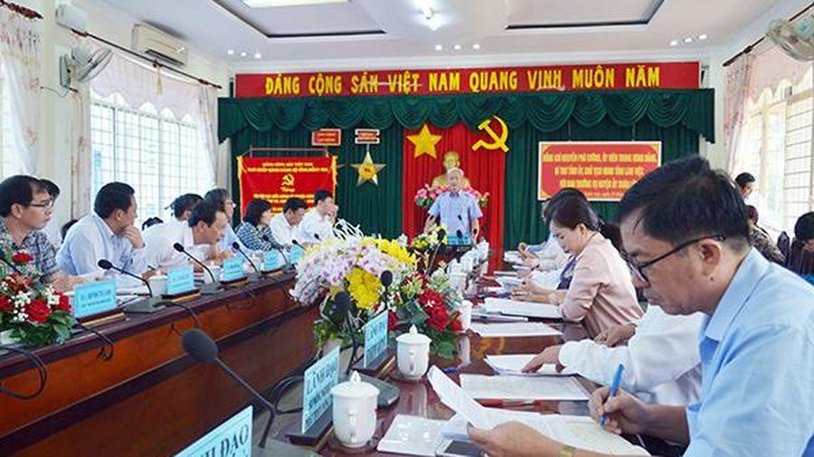 Phấn đấu hoàn thành xây dựng Xuân Lộc thành huyện nông thôn mới kiểu mẫu