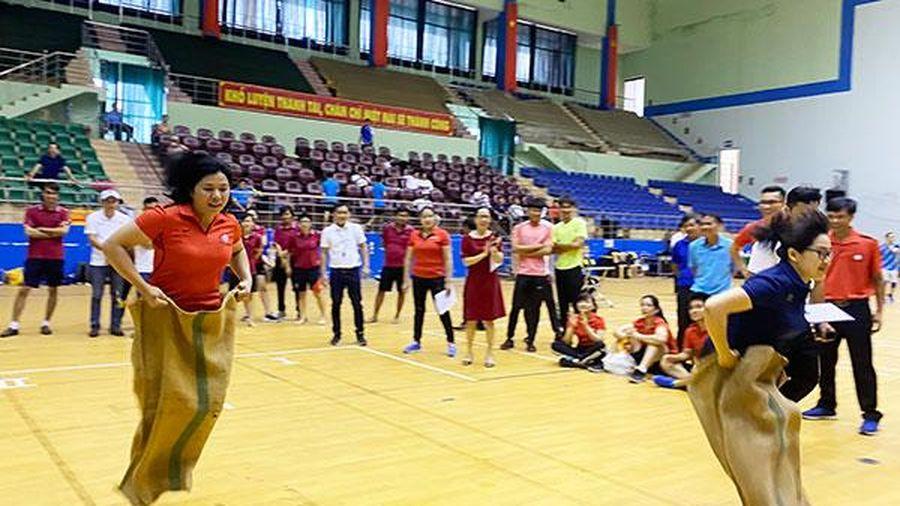 Hội thao ngành VH-TTDL Cụm thi đua các tỉnh Đông Nam bộ