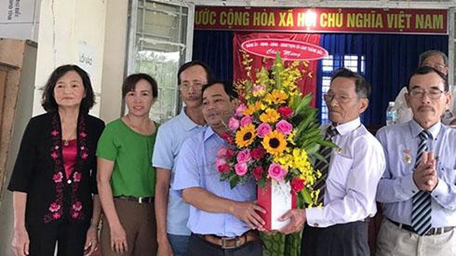 Ra mắt Câu lạc bộ Liên thế hệ tự giúp nhau thôn Tân Sinh