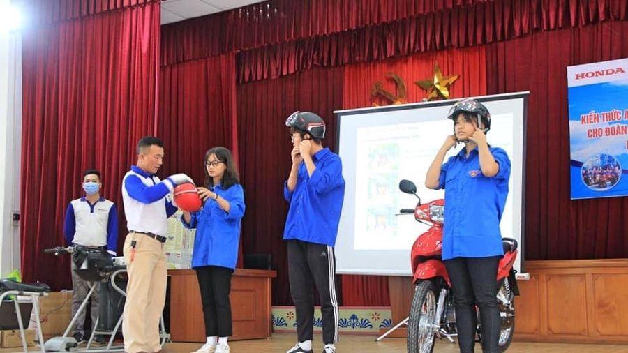 Tuổi trẻ Quảng Ninh xung kích xây dựng văn hóa giao thông