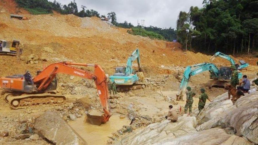 Thừa Thiên – Huế: Kết thúc công tác tìm kiếm, cứu nạn giai đoạn 3 ở thủy điện Rào Trăng