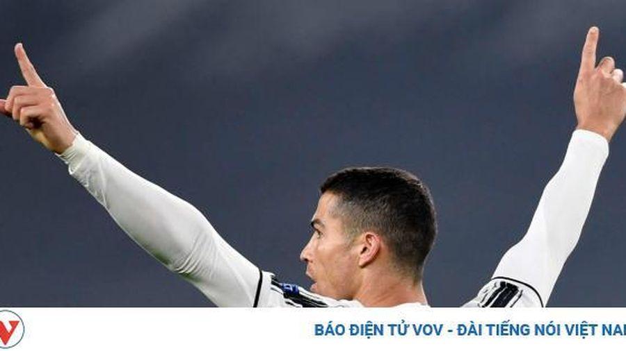 Ronaldo ghi bàn, Juventus ẵm vé vào vòng knock-out Champions League