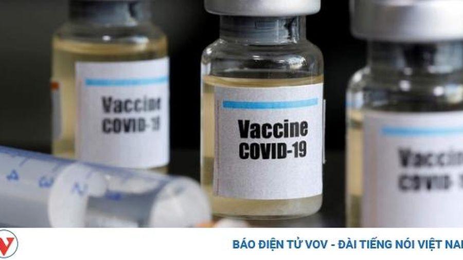 6,4 triệu liều vaccine ngừa Covid-19 đầu tiên ở Mỹ có thể được phân bổ cho các bang