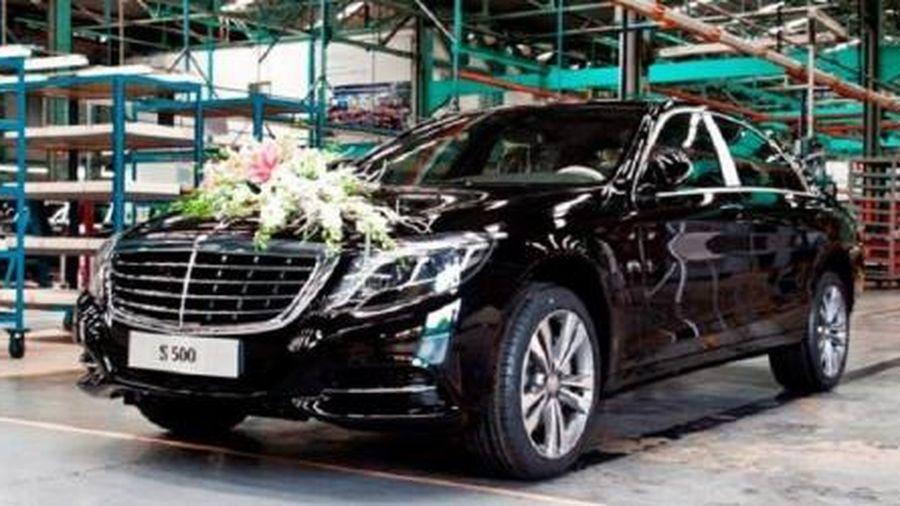 Mercedes-Benz đã bán được bao nhiêu xe tại Việt Nam?