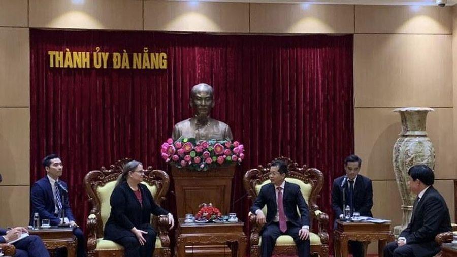 Tổng lãnh sự Mỹ: Quan hệ Việt - Mỹ có được nhờ dũng cảm, thiện chí và chăm chỉ