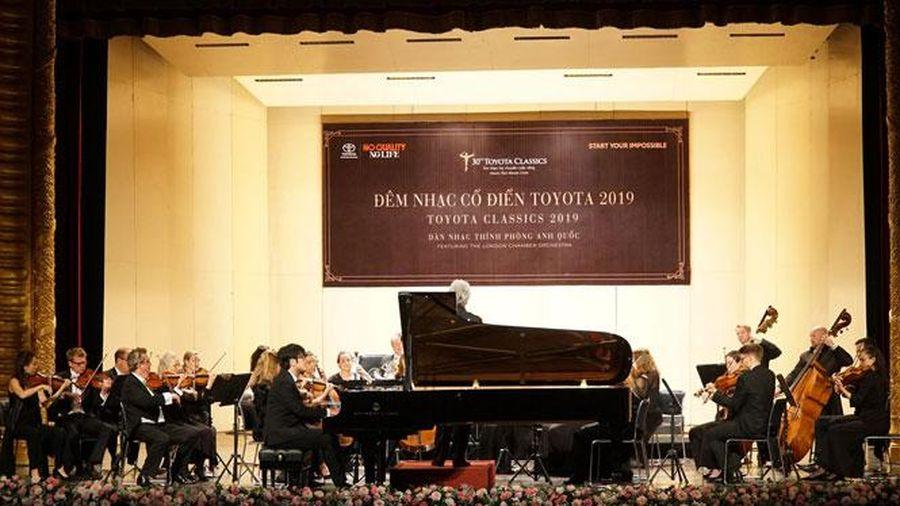 Toyota trao 200 suất học bổng hỗ trợ sinh viên chuyên ngành kỹ thuật và âm nhạc
