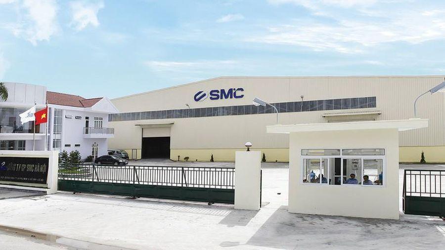 Đầu tư Thương mại SMC (SMC) thuê 80.000 m2 tại Khu công nghiệp Phú Mỹ 2 để xây nhà máy