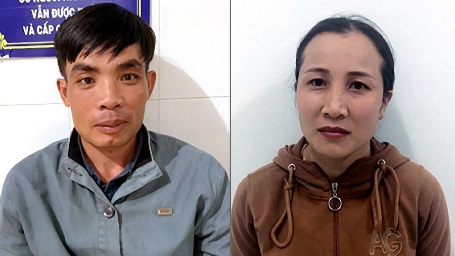 Đôi nam nữ bị bắt vì dắt trộm 2 con bò