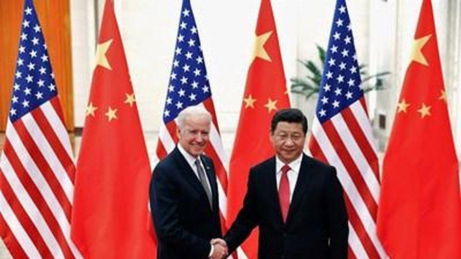 Chủ tịch Trung Quốc Tập Cận Bình chúc mừng ông Joe Biden đắc cử Tổng thống Mỹ