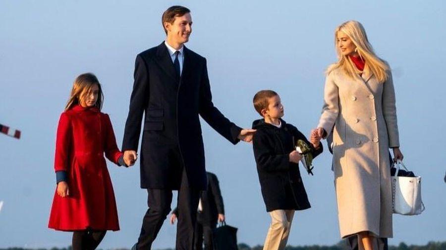 Gia đình Ivanka Trump có thể sống ở đâu sau khi rời Nhà Trắng