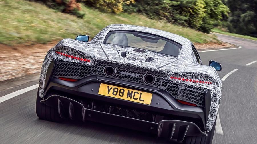 Artura sẽ là siêu xe hybrid mới của McLaren