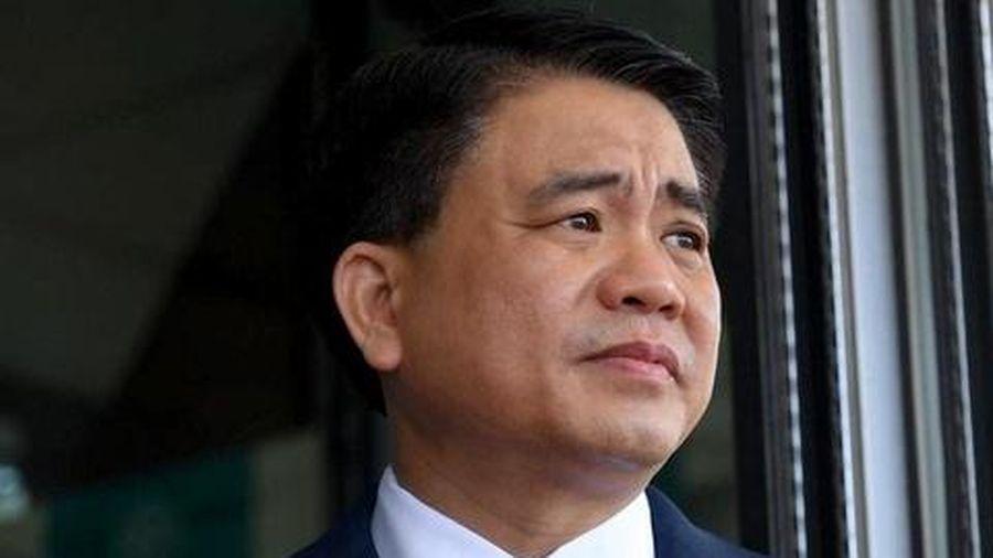 Ông Nguyễn Đức Chung bị truy tố ở khung hình phạt 10-15 năm tù