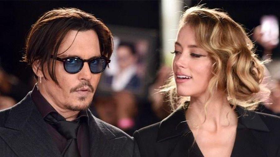 Johnny Depp bị bác đơn kháng cáo vụ kiện với Amber Heard