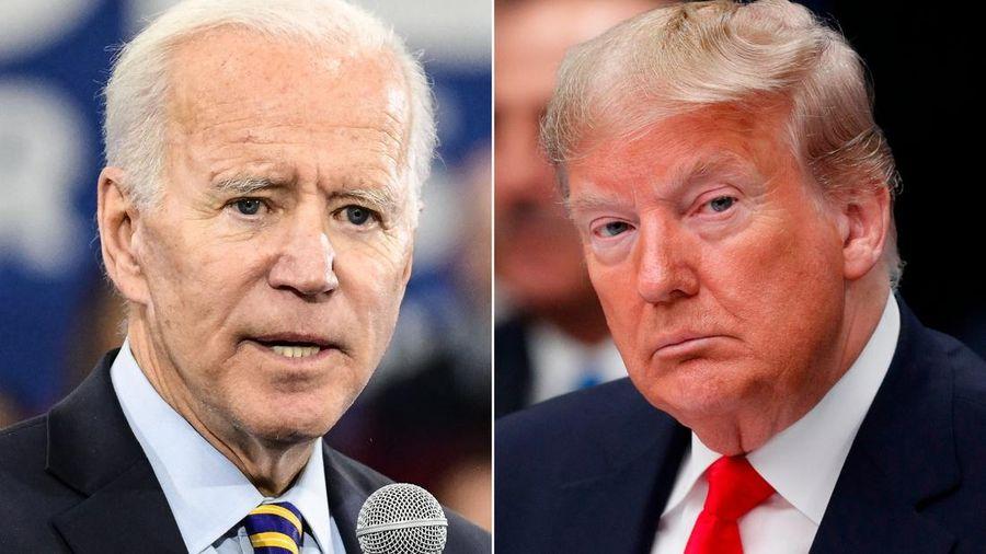Thông điệp trái ngược của TT Trump và ông Biden trong Lễ Tạ ơn
